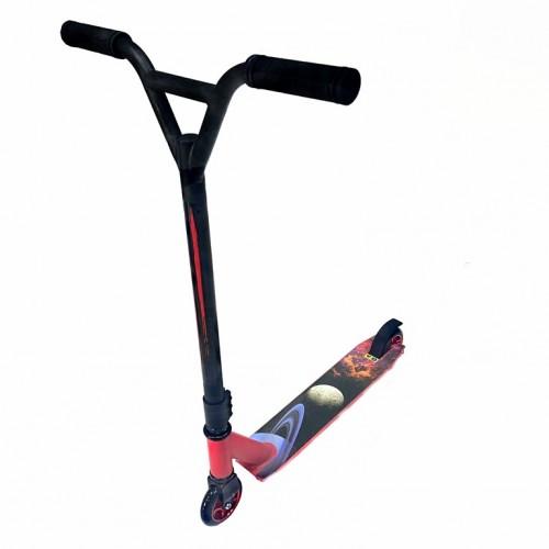 Самокат трюковой Scooter JC905 чёрный