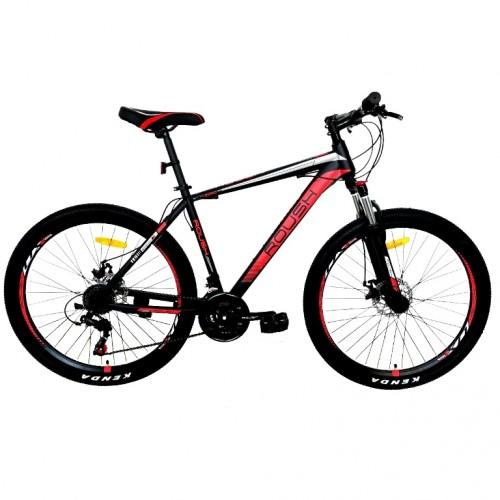 Велосипед 27,5 Roush 27MD210-2 красный матовый