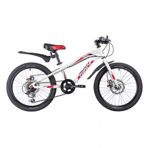 Велосипед 20 Novatrack AH6D.PRIME.WT9 ал. диск. торм. 6-ск.