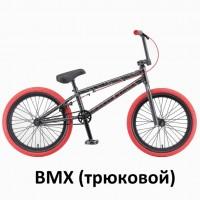 Велосипед 20  трюкавой Tech Team Grasshoper тёмно-синий