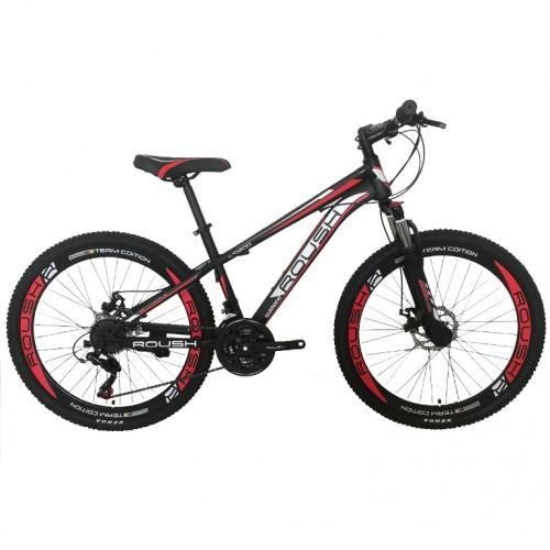 Велосипед 26 Roush 26MD200-2 красный матовый