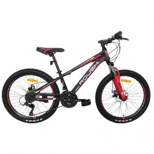 Велосипед 24 Roush 24MD200-2 красный матовый