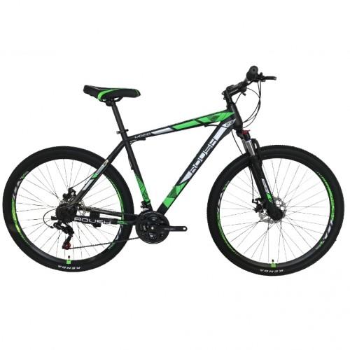 Велосипед 29 Roush 29MD210-3 зелёный матовый