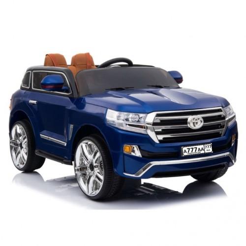 Электромобиль детский Toyota 45019 синий глянец