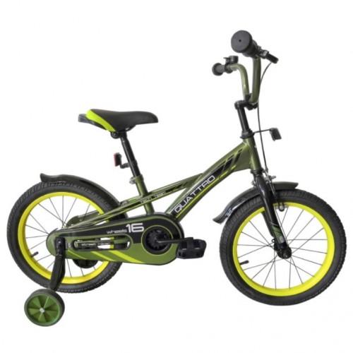 Велосипед 12  TT Quattro хаки