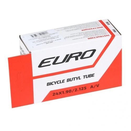 Велокамера 24  24*1,95/2,125 нипель 35мм ЕВРО