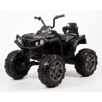 Электроквадроцикл детский Grizzly 45405 (Р) черный