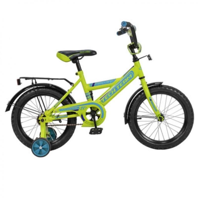Велосипед 12  TT 12138  зелёный