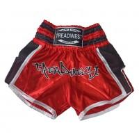 Шорты ММА GARAGE UFC красн-черн разм XS