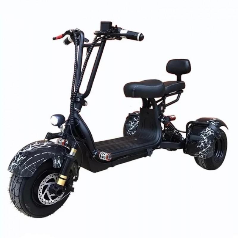 Электросамокат  CITY COCO Mini Трицикл X3 500W GT