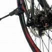 Горный велосипед 26 Roush 26MD200-2 красный матовый