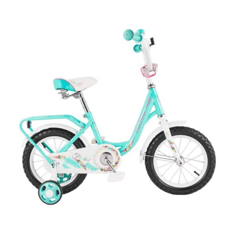 Велосипед 16  TT 16131 зелёный