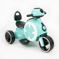 Электромотоцикл детский 45557 (Р) зеленый