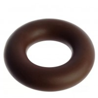 Эспандер кистевой Fortius 50кг коричневый