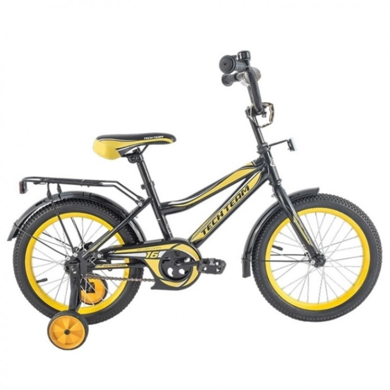 Велосипед 12  TТ 12136 черный