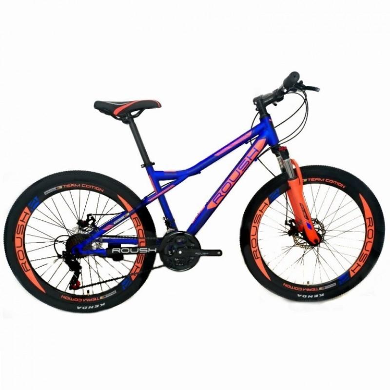Горный велосипед 26 Roush 26MD260-1 синий