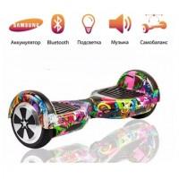 Гироскутер  6,5 Smart Balance Wheel Джунгл  Музыка + Самобаланс  Whell new