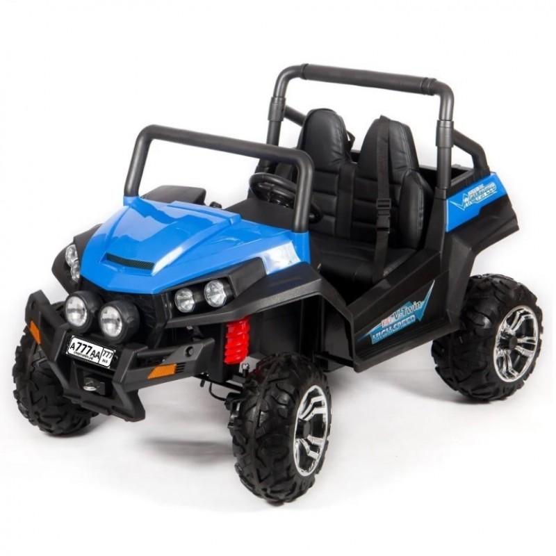 Электроквадроцикл детский 47080 (Р) синий