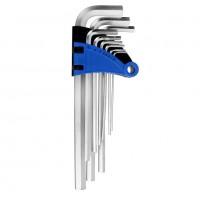 Ключи Н-р шестигранников GJ-028 9ШТ 1.5-10мм