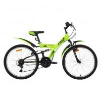 Велосипед 24 SFV.Foxx Attack.14GN9 зелёный