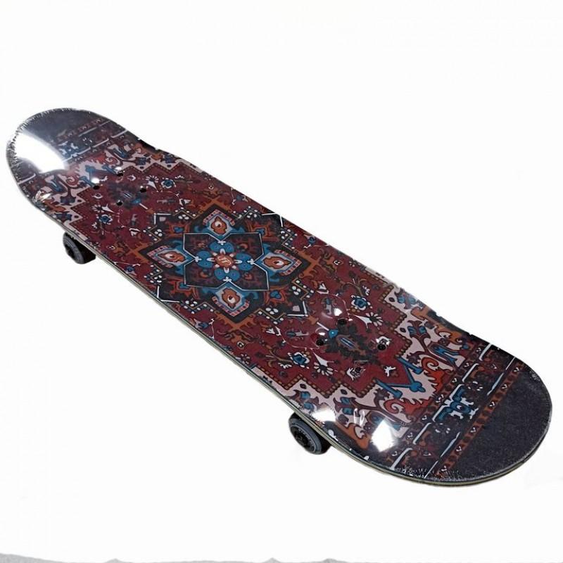 Скейтборд  ТТ  Vulcan 1/6 ковёр
