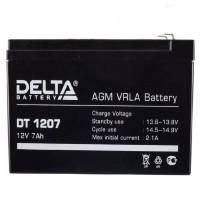 Аккумулятор 12V-7AH  DT1207