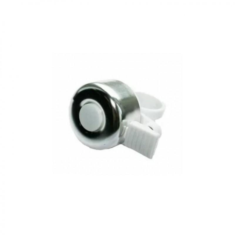 Звонок  СO-2 серебристо-белый