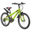 Велосипед 20 Novatrack SH12V.RACER.GN20 12ск зел.