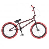 Велосипед трюкавой 20 TT Grasshoper красно-серый