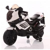 Электромотоцикл детский 46471 (Р) белый