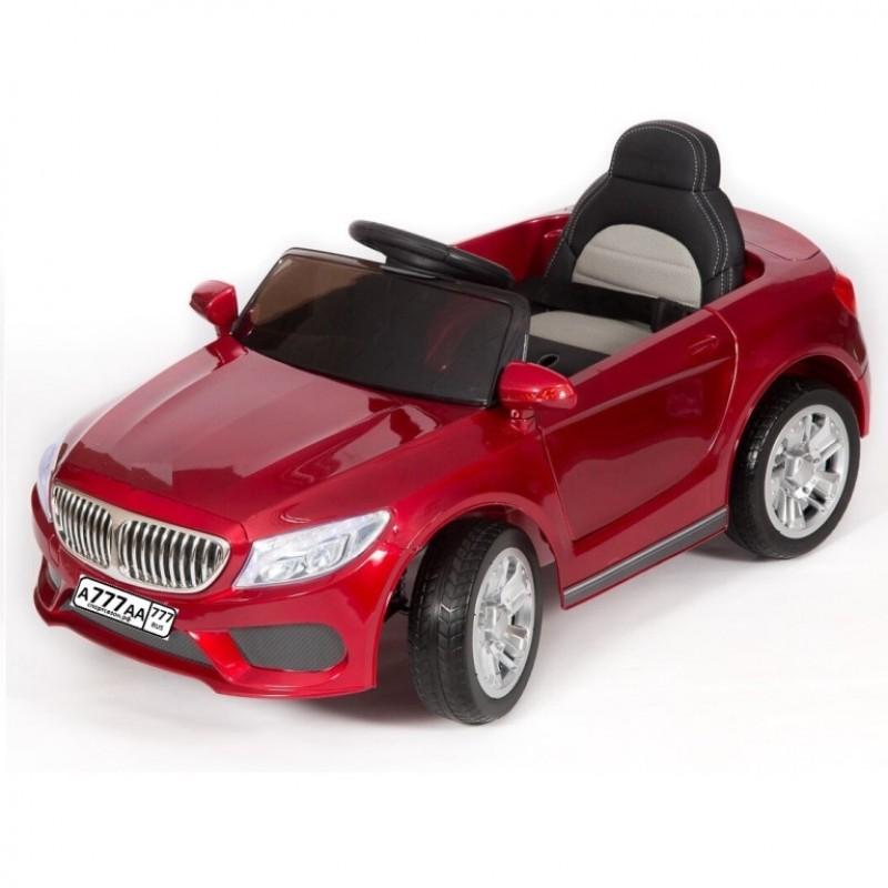 Электромобиль детский BMW 45530 (Р) красный глянец