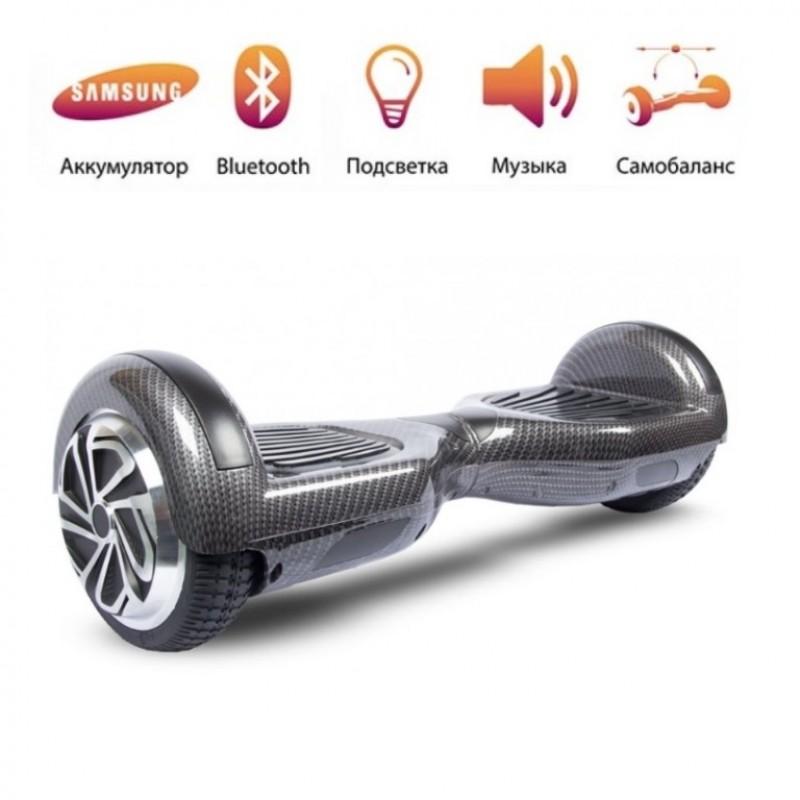 Гироскутер  6,5 Smart Balance Wheel Карбон  Музыка + Самобаланс самобаланс new