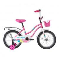 Велосипед 16 Novatrack Tetris.PN20  розовый