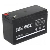 Аккумулятор 12V-07AH 1207 Security Force