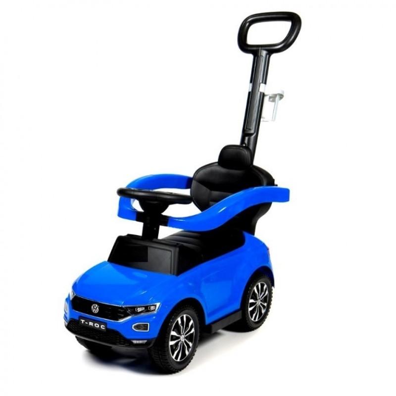 Каталка  S10 Volkswagen T-ROC  50393 (Р) синий