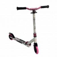 Самокат TT Jogger 145 бело-розовый 2021 1/4