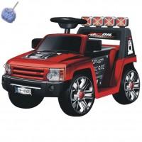 Электромобиль детский Land Rover 45525 (Р)  красный, глянцевый