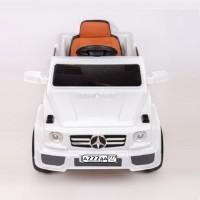 Электромобиль детский Mercedes-Benz 46330 белый