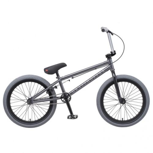 Велосипед трюкавой 20 TT Grasshoper графит
