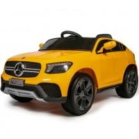 Электромобиль детский  Mercedes-Benz Concept GLC Coupe BBH-0008, 50527 (Р) жёлтый , глянец