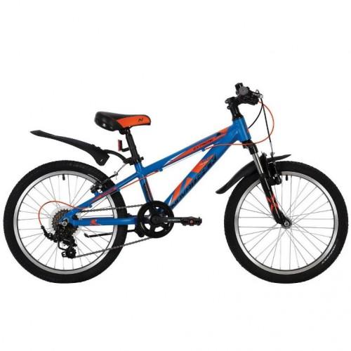 Велосипед 20 Novatrack AH7SV.Extreme.BL207ск. синий