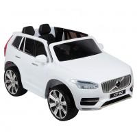 Электромобиль детский Volvo 45518  (Р) (Лицензионная модель) белый-глянец