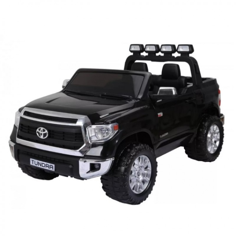 Электромобиль детский TOYOTA TUNDRA BIG  49154 (Р) (Лицензионная модель) черный