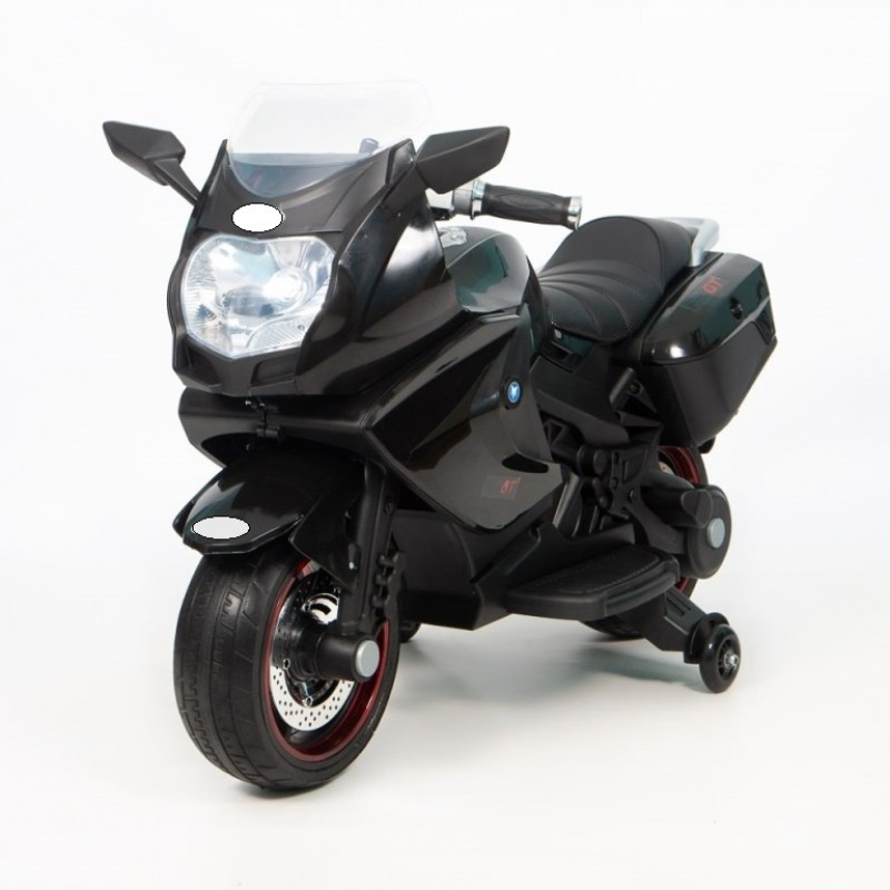 Детский мотобайк BMW 45384 (Р)  черный