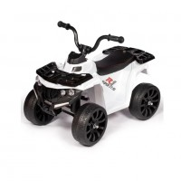 Электроквадроцикл детский O777MM   51643 (Р) белый