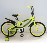 Велосипед 20 Nameless Sport, жёлтый/черный