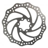 Ротор  PB416R диск. тормоза 160мм крепл. 6 болтов (переходник резьбовое крепление)