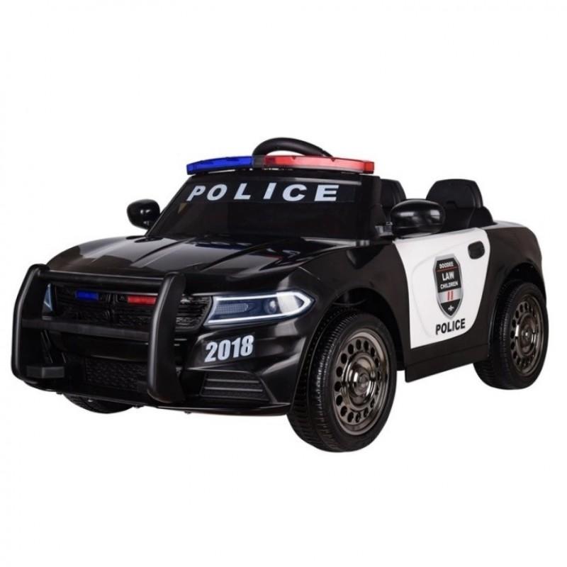 Электромобиль детский Dodge Police Б007OС 50509 (Р) полиция белый