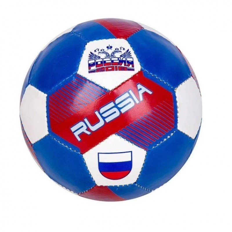 Мяч  T88624  Футбольный, 230/250гр.,№5 ,PVC. matt, 1poly cot