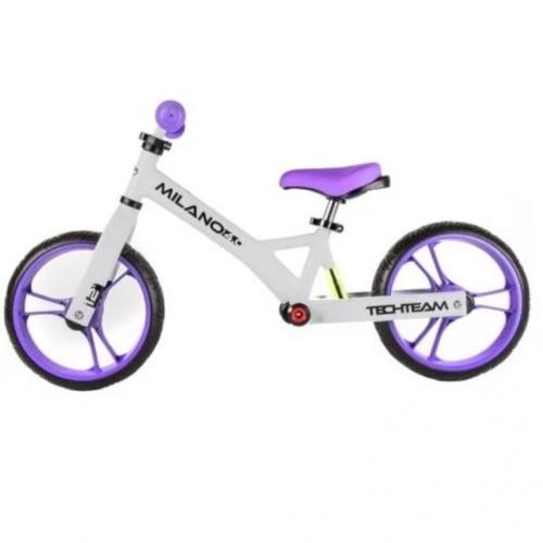 Беговел Tech Team Milano 4.0 фиолетовый  АКЦИЯ!!!
